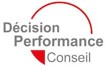 Décision Performance Conseil Retina Logo