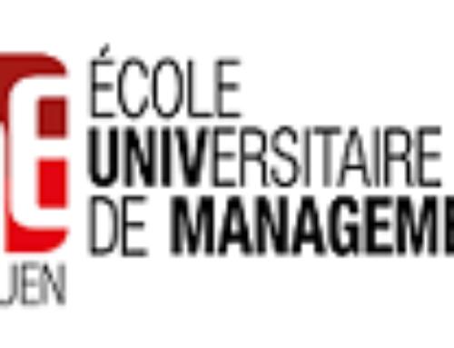 Conférence à l'IAE de Rouen le 16 janvier 2018