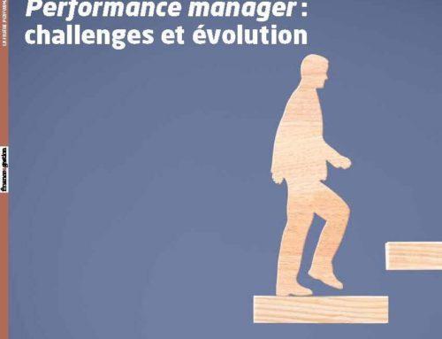 La filière Performance Manager: challenges et évolution – Finance & Gestion Juin 2018